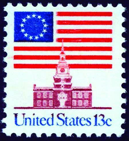 1975-1981 Definitives #1622-1625