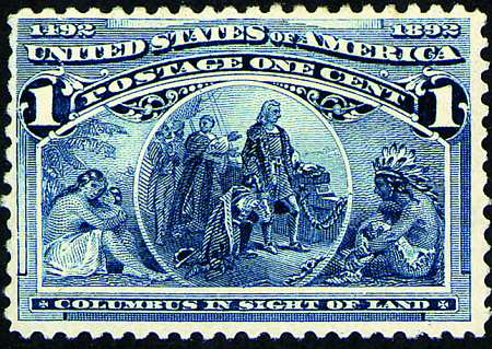 1893 Columbians #230-245