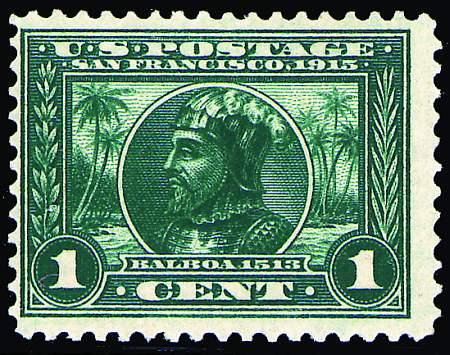 1913-1915 Panama-Pacific Expo  #397-404