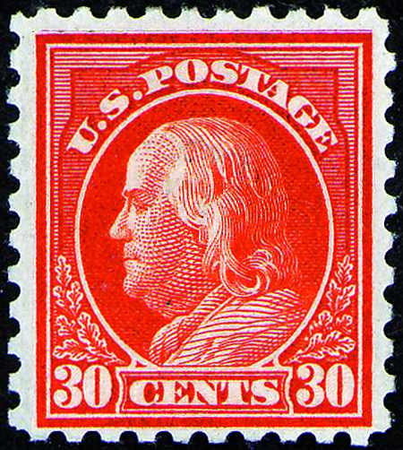 1914-1915 Single Line Watermarks  #424-440