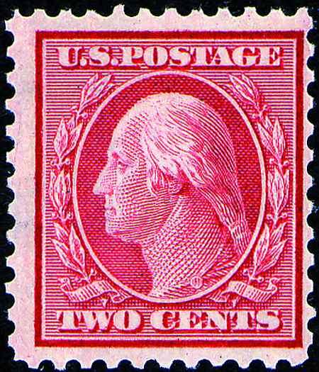 1917 Issue of 1908 Design  #519