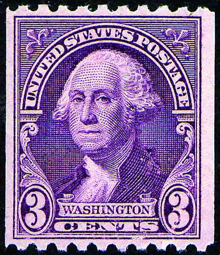 1932 Washington & Garfield - Rotary Press  #720-723