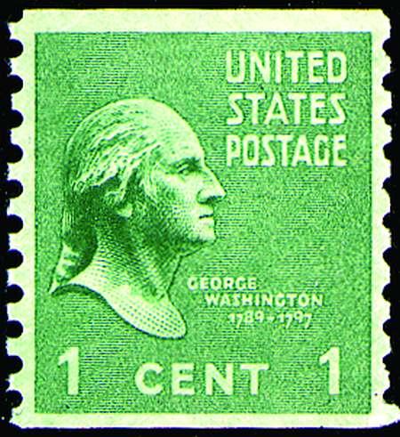 1939 Presidential Coils  #839-851