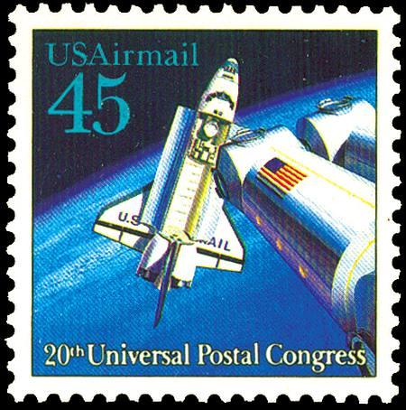 1985-1993 Airmails #C120-132