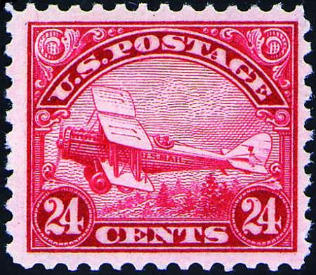 1923 Second Airmail  #C4-C6
