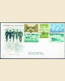 1945-1946 Armed Forces Cover