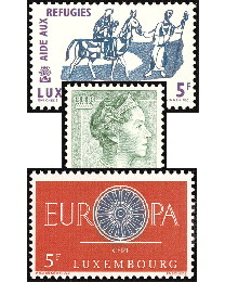 1960 Luxembourg
