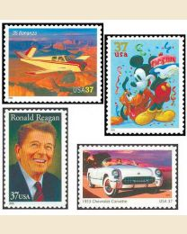 #2005Y - Set of 57 stamps