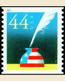 #4496 - 44¢ Quill and Inkwell