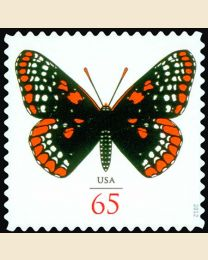 #4603 - 65¢ Baltimore Checkerspot Butterfly