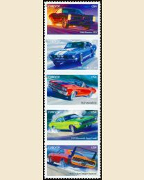 #4743S- (46¢) Muscle Cars