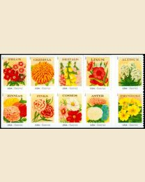 #4754S- (46¢) Vintage Seed Packets