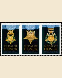 #4988A- (49¢) Medals of Honor