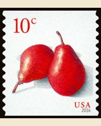 #5039 - 10¢ Red Pears