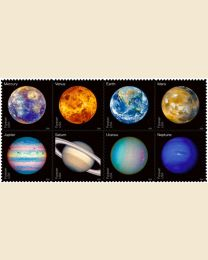 #5069S- (47¢) Views of Our Planets