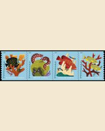 #5367S- (35¢) Coral Reefs