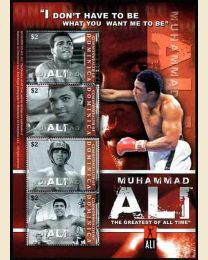 """Muhammad Ali - """"I Don't Have to be"""""""