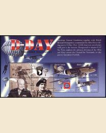 D-Day Generals and Paratroopers