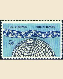 #1237 - 5¢ Science