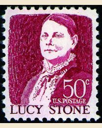 #1293 - 50¢ Lucy Stone