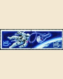 #1331S - 5¢ Space set of 2