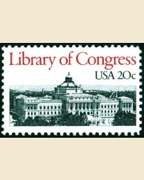 #2004 - 20¢ Library of Congress