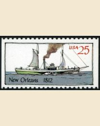#2407 - 25¢ New Orleans