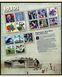 #3185 - 1930s Depression, Dust Bowl & New Deal