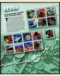 #3191 - 1990s Cold War Ends, Economy Booms