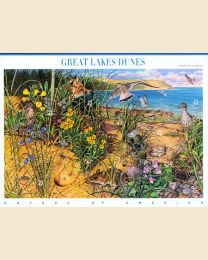#4352 - 42¢ Great Lakes Dunes