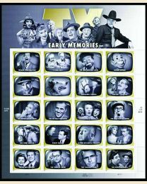 #4414 - 44¢ Early TV Shows