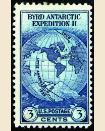 #753 - 3¢ Byrd Expedition