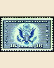 # CE1 - 16¢ Great Seal of the US