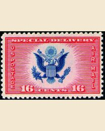 # CE2 - 16¢ Great Seal of the US