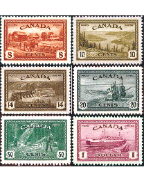 Canada Peace Issue