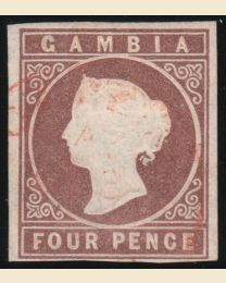 Gambia #   3