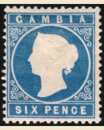 Gambia #  10