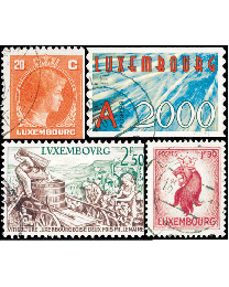 100 Luxembourg