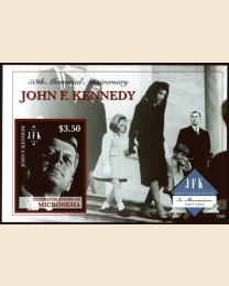 PRESIDENT KENNEDY REMEMBERED