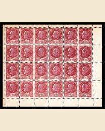 French Resistance Forgery Mint Sheet of 24
