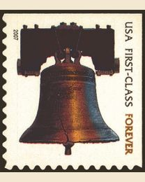 #4125 - Forever Liberty Bell (41¢)