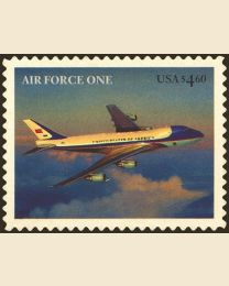 #4144 - $4.60 Air Force One