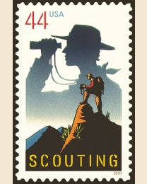 #4472 - 44¢ Scouting
