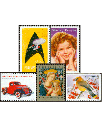 #2016Y- 2016  80 stamps