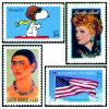 #2001Y - Set of 37 stamps