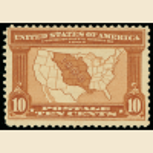 10¢ Louisiana Territory