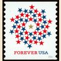 #5130 - (47¢) Patriotic Spiral