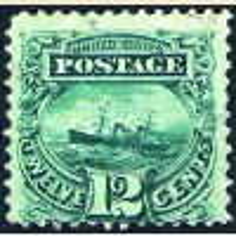 # 117 - 12¢ S.S. Adriatic