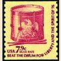 #1615 - 7.9¢ Drums
