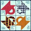 #1745S - 13¢ Quilts